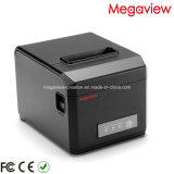 80mm Thermal Receipt POS Printer met Havens WiFi+USB+LAN voor restaurant en Detailhandel (Mg-P688USW)