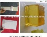 Matérias-primas adesivo sensível à pressão Termofusível Hm psa para o HDPE Tpo Material à prova de água