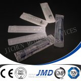 1ml/2ml/3ml/5ml/10ml/20ml/50ml Luer 미끄러짐 또는 Luer 자물쇠 처분할 수 있는 주사통