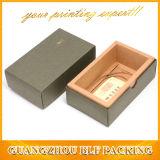 재생된 서류상 차 포장 상자