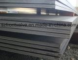 Plaques en acier acier d'acier du carbone/allié