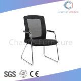 Heißer Verkaufs-Schwarz-Leder-Büro-Möbel-Sitzungs-Stuhl (CAS-EC1851)