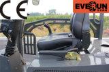 Chargeur de roue diplômée par CE d'Everun Er06 mini avec le manche électrique