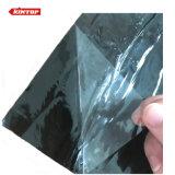 L'asphalte auto-adhésif une membrane étanche avec la surface en aluminium