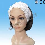 Niet-geweven Beschikbare Hairband, Niet-geweven HoofdBand voor het Gebruik van de Salon