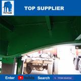 Véhicule de titan - remorques à plat en acier de camion de remorque de transporteur du conteneur Q345 à vendre près de moi