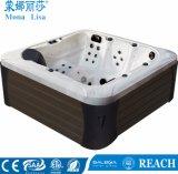 Monalisa Grosso piscina jacuzzi luxuoso spa banheira de hidromassagem (M-3396)