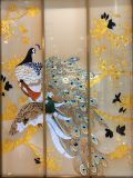 Vidrio de cristal decorativo del cuadro de los nuevos Pattens con la fábrica de cristal