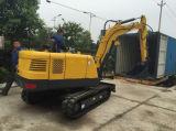 Escavadeira de alta qualidade 4.5Ton ativo para Venda com preço competitivas
