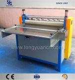 Máquina de corte de tiras de borracha profissional com sistema CNC