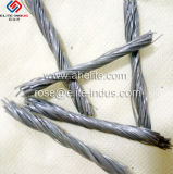 Twisted PP pour le béton de fibres