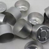 Taza y sostenedor de vela de aluminio para la fabricación de la vela de Tealight