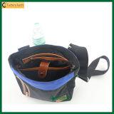 Kundenspezifischer Form-Polyester-Schulter-Riemen-Beutel (TP-SD133)