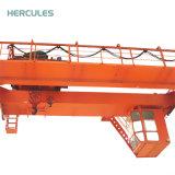 Конструкция строя всеобщие дистанционные управления кран прогона двойника 10 тонн