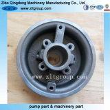 中国のANSI Goulds 3196のステンレス鋼ポンプ裏表紙