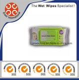 80PCS toalhetes respiráveis suaves para o bebê