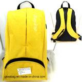 2018 моды спортивный рюкзак школьные сумки Спорт и Отдых путешествия бизнес-кемпинг рекламных рюкзак (ГБ#20001) - Желтый