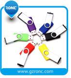 USB Pendrive istantaneo della parte girevole del migliore venditore con il prezzo di fabbrica