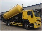 Camion delle acque luride di aspirazione di Caldo-Vendita HOWO 6X4