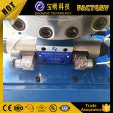 A inteligência do sistema de controlo da máquina de crimpagem de alta velocidade/ máquina de crimpagem da mangueira