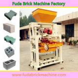 Машина блока малого просто легкого цемента деятельности блокируя