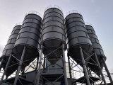 100 de Silo's van de Opslag van het Staal van de ton voor Concrete het Groeperen Installatie