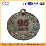 記念日のためのカスタム高品質の金属メダル