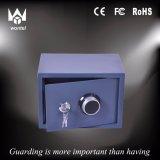 사무실 호텔 홈 사용 높은 안전 소형 안전 상자 키 안전 상자