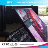 Acesso frontal P10/Serviço frontal da placa de sinal LED de exterior para publicidade