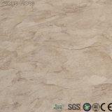Carrelage de marbre de vinyle de PVC de cliquetis des graines de qualité