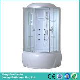 Cabina de ducha económica con ABS Respaldo (LTS-608)
