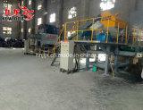 Triturador de pneu linha de Reciclagem de Pneus de esmagamento de Borracha