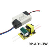 Driver dell'indicatore luminoso LED del punto di AC/DC 15W 24V