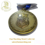 カスタム安いレプリカによって刻まれる円形浮彫りのロゴドイツ金属メダルスポーツ