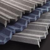 Bardeaux d'asphalte de bitume Stone tuile de toit recouvert de tuiles de toit solaire