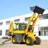 De Multifunctionele Backhoe van de Macht 60kw Wz30-25 Lader van uitstekende kwaliteit
