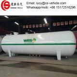 LPGジンバブエのための33トンの貯蔵タンク