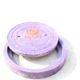 Крышка люка -лаза En124 квадрата стекла волокна FRP пластичная B125
