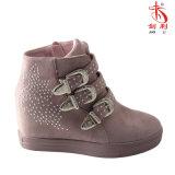 De Schoenen van de manier voor Vrouwen, Heet Verkopend Sexy Schoeisel Dame Sneaker (SN519)