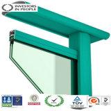 Alluminio di fiducia/profili di alluminio dell'espulsione per la finestra/portello della Francia