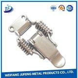 OEM feuille de métal de pliage de la Fabrication d'estampage Boucle de ceinture réglable