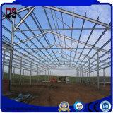 Materiali da costruzione verdi prefabbricati galvanizzati per l'azienda agricola di pollo