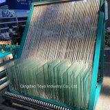 Cremagliera di vetro di trasporto del metallo della cremagliera di memoria della mensola di alta qualità (mensola del metallo per la fabbrica di vetro)