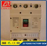 corta-circuito ajustable del vacío del corta-circuito MCCB del aire de la corriente MCCB MCB RCCB de 800A 3p