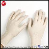 Handschoenen van het Nitril van het Onderzoek van het Poeder van het latex de Vrije Vrije Medische Beschikbare
