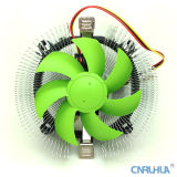 Ventilador de Alumínio Pequeno Quente do Radiador para o Processador Central