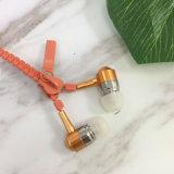 Zipper Setero Woofer Super Bass Cable TPE auriculares intrauditivos