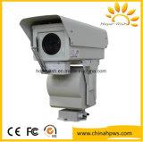 Detectar la penetración de la niebla del 1.5km para despejar la niebla de la cámara de red video de la seguridad PTZ
