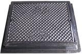 ボックスマンホールカバーアクセスCover&Gratingの表面鉄及び鋼鉄