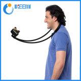 Fauler flexibler Telefon-Halter 360 Grad-Umdrehungs-Telefon-Standplatz-Halter